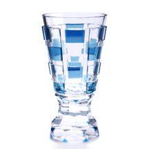 モザイク 高杯 ブルー